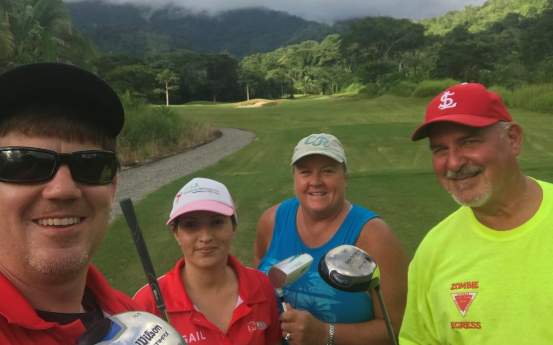 Golfing at San Buenas Golf Resort