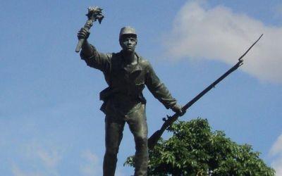 Juan Santamaría is a Costa Rica Hero