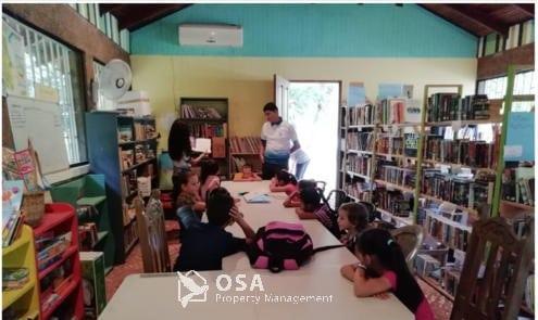 ojochal library inside