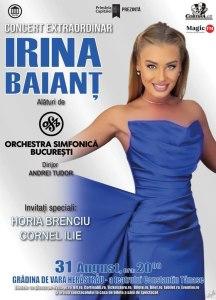 Orchestra Simfonică București și Irina Baianț