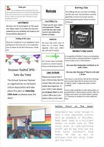 Newsletter 12.02.16 2