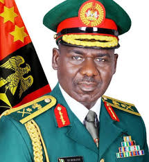 Gen. Yusuf Tukur Buratai