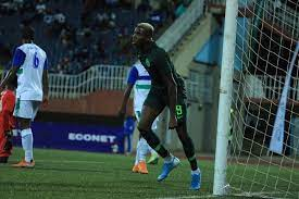 Osimhen credits Super Eagles Teammates in Win Over Lesotho - Latest  football news in Nigeria