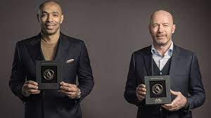 Alan Shearer and Thierry Henry the first inductees into Premier League Hall  of Fame | Football News | Sky Sports