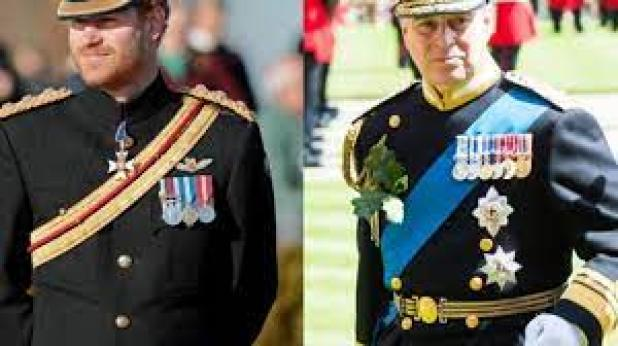 Queen Elizabeth Orders No military uniform for royals at Prince Philip's  funeral after debate On whether Prince Harry and Prince Andrew can wear  uniforms - Relay Vibes
