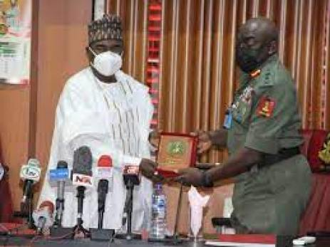 NDLEA CHAIRMAN, BUBA MARWA, VISITS ARMY HEADQUARTERS, SEEKS COLLABORATION -  Nigerian News Leader