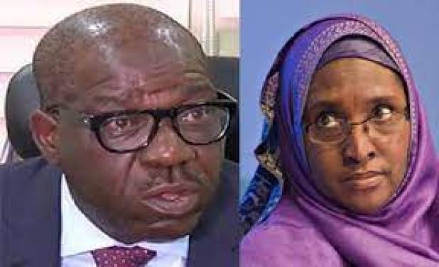 Breaking: Obaseki fires back at Finance minister, over denial of printed  N60bn