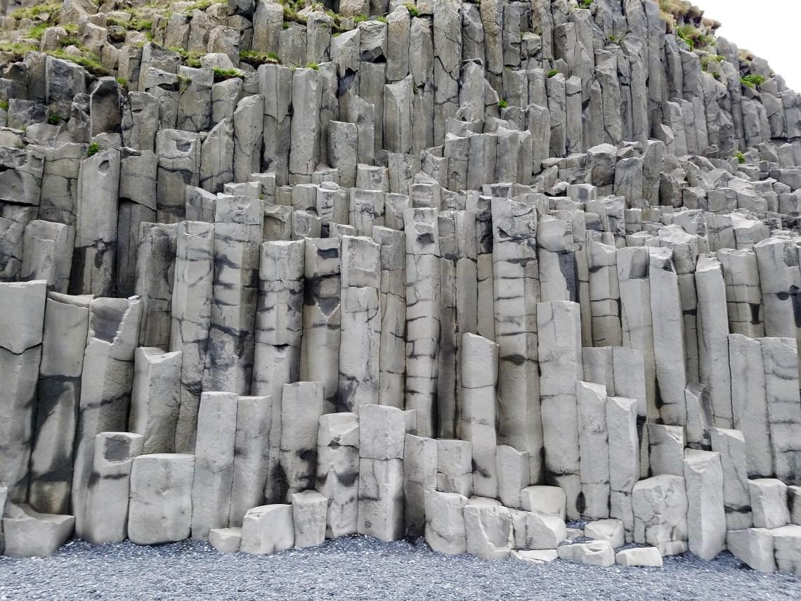 Columnar basalts