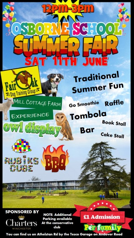 Summer Fair 2016 Updated