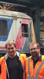 railway works 019