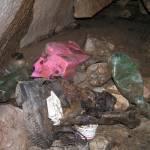 Jaskyňa pri murovanom mlyne