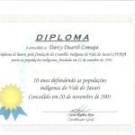 certificado CIVAJA