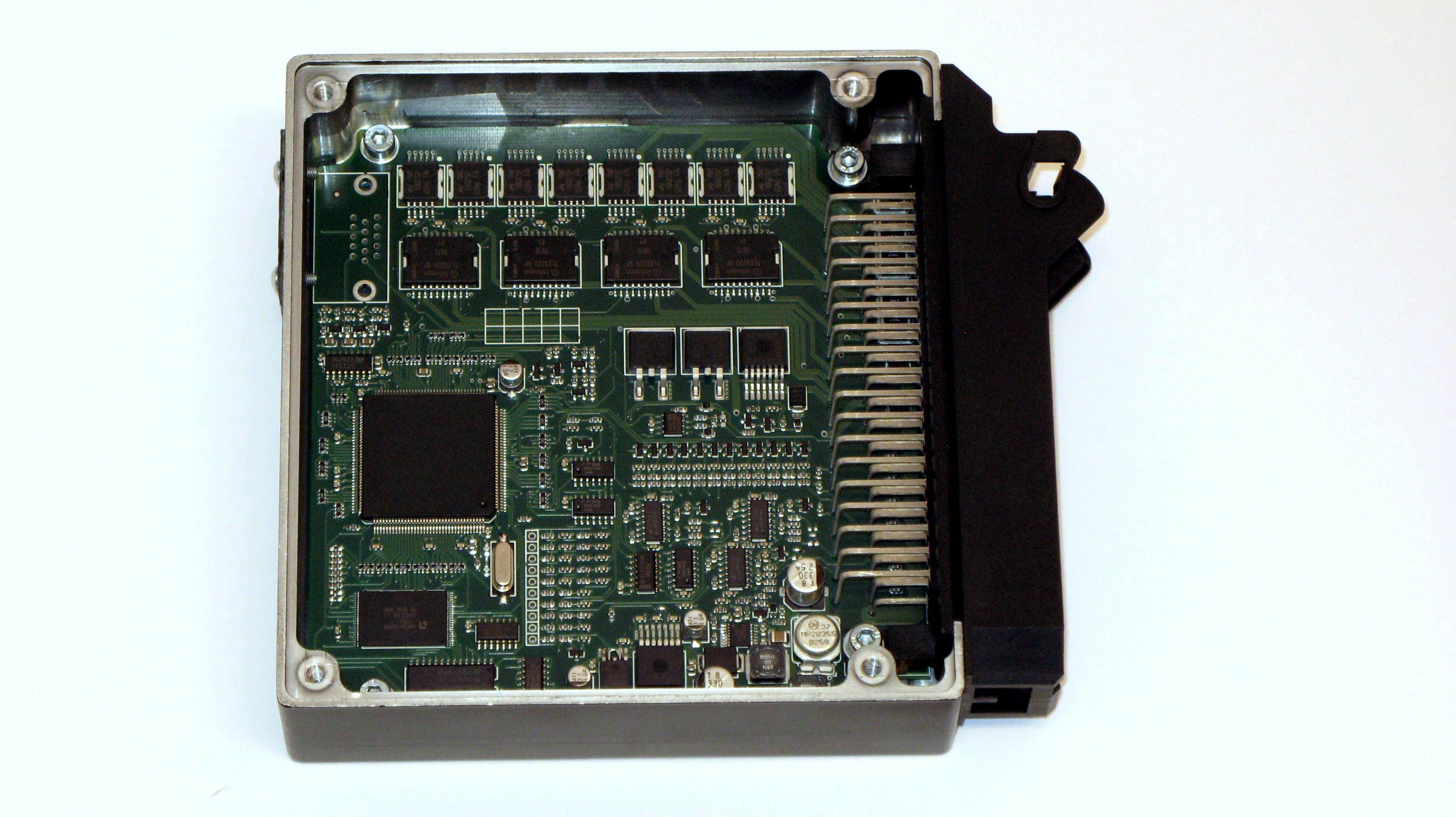 Intercom Switch Circuit Electronic Design