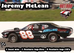 6th Hot Rod Jeremy Mclean