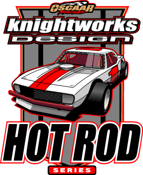 OSCAAR Hot Rod Logo 2019