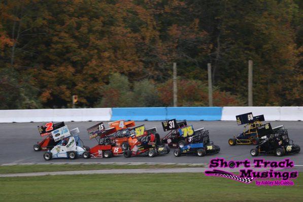 OSCAAR Pro Sprints at Peterborough Speedway