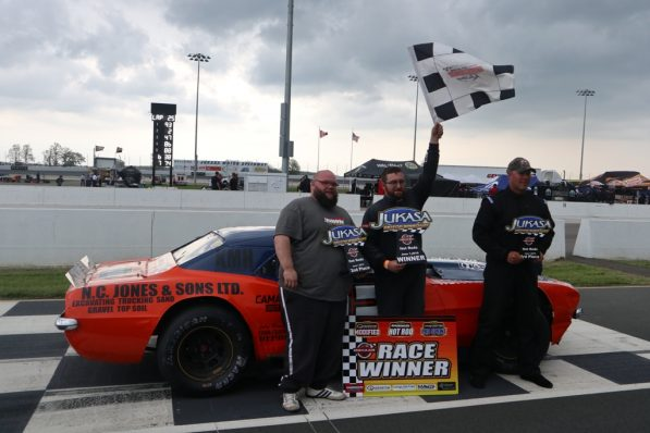 OSCAAR Hot Rod Series Top 3 at Jukasa Motor Speedway June 1st/2019