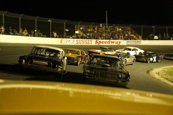 Knightworks Design OSCAAR Hot Rod Series at Sunset Sunset Speedway