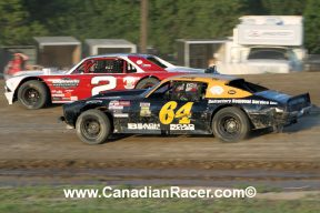Tyler Hawn Hot Rods Points Leader