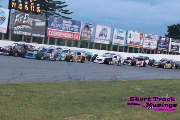 OSCAAR Modifieds at Sunset Speedway