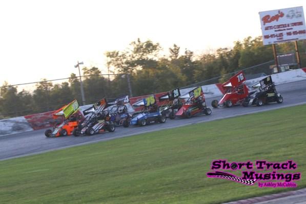 OSCAAR Pro Sprints Flamboro Speedway