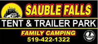 Sauble Falls Tent and Trailer Park