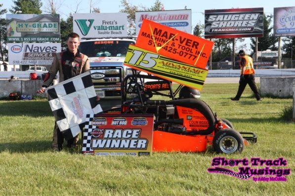 OSCAAR Pro Sprint Series at Sauble Speedway