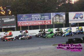 OSCAAR Pro Sprint Series at Sunset Speedway