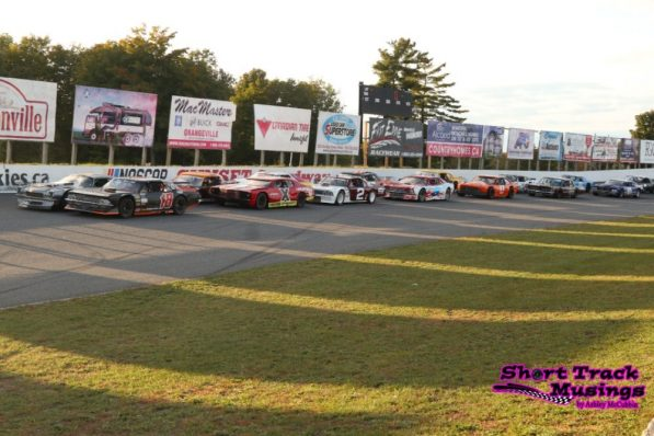 OSCAAR Hot Rod Series at Sunset Speedway.
