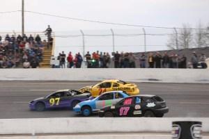 Pure Stocks Sunset Speedway
