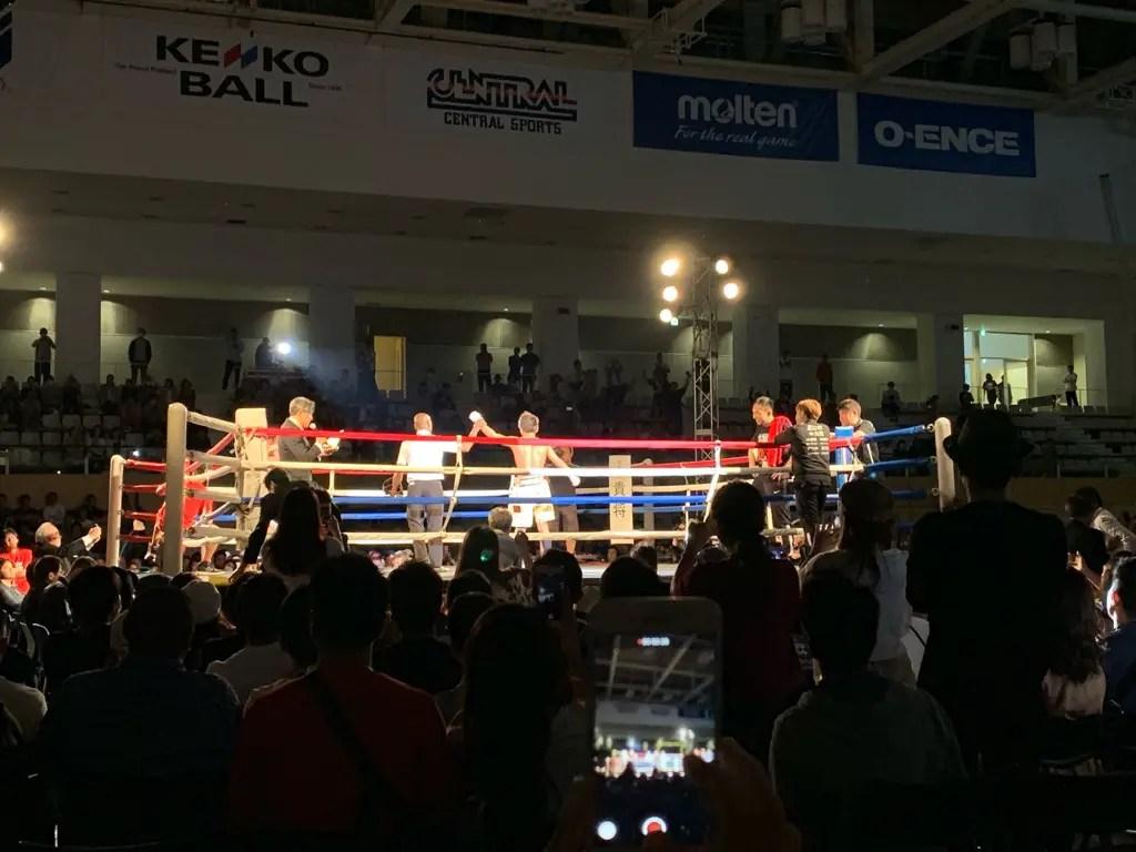 DANGAN224 & すみだボクシングフェス2019 楽しかったー!