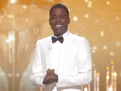 Watch Chris Rock's Opening Monologue at the 2016 Oscars