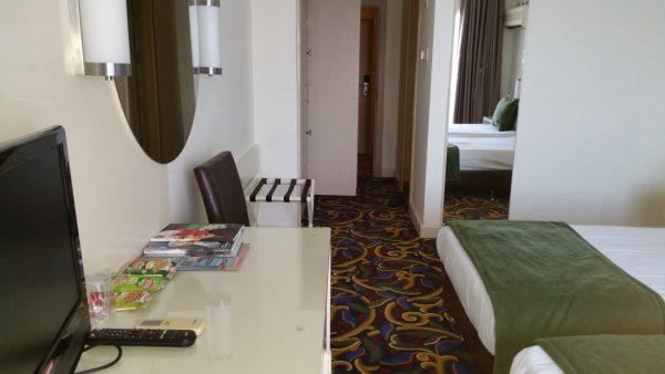 standard sea view rooms