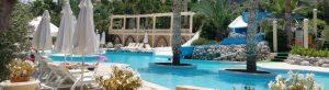 Aqua Park Pool Water slide
