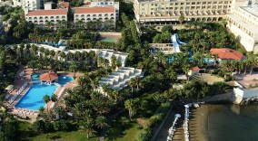 oscar resort hotel building