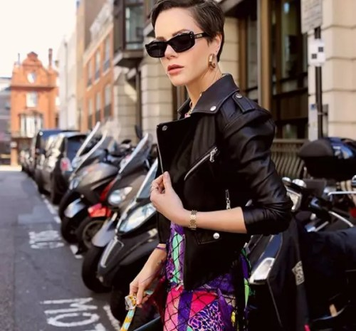 Look do dia 5 dicas para investir nas estampas no office look