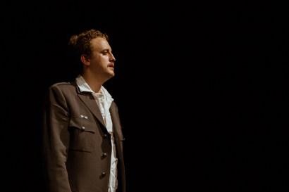 No Limit, Répétitions au Grand Palais, Paris. Mise en scène Robin Goupil assisté de Arthur Cordier. Stanislas Perrin.