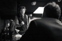 No Limit, répétitions au Cielito Lindo. Mise en scène Robin Goupil assisté par Arthur Cordier. Stanislas Perrin & Augustin Passard.