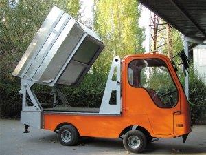 Electric Vehicles: Hdk Electric Vehicles