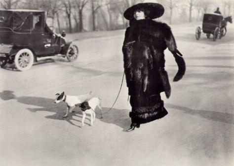 Avenue du Bois de Boulogne, Paris 1911. Jacques-Henri Lartigue. © Ministère de la Culture - France http://www.lartigue.org / AAJHL