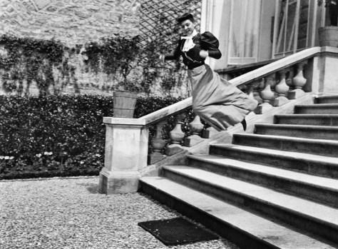 Mi prima Bichonnade. 40, Rue Cortambert, París, 1905. Jacques-Henri Lartigue. © Ministère de la Culture - France http://www.lartigue.org / AAJHL
