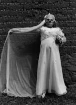 Graciela Iturbide. Novia muerte. (Chalma, 1986)