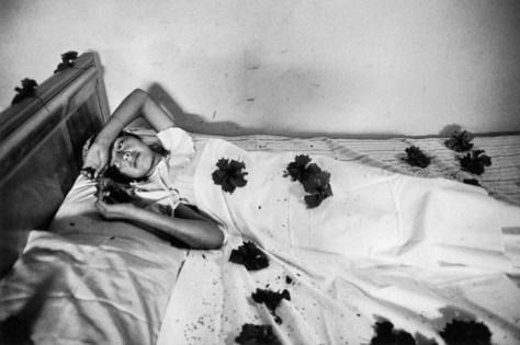 Graciela Iturbide. El Rapto. 1986