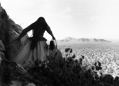 Graciela Iturbide. Mujer Ángel. Sonora, 1979