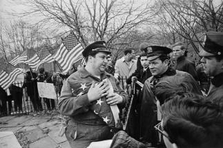 Garry Winogrand Peace Demonstration 1969