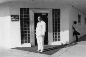 Lee Friedlander Paul Tate, Lafayette, Louisiana 1968