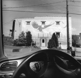 lee friedlander Pennsylvania3 2007