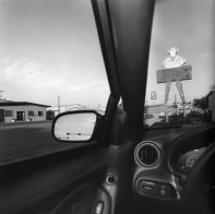 lee friedlander Texas 1997