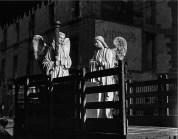 Ángeles en camión. 1930