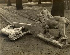 Los leones de Coyoacán. 1930